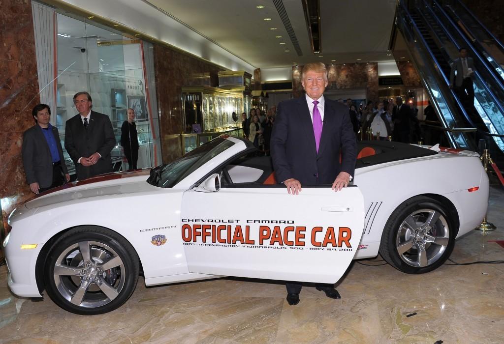 Donald Trump Auto