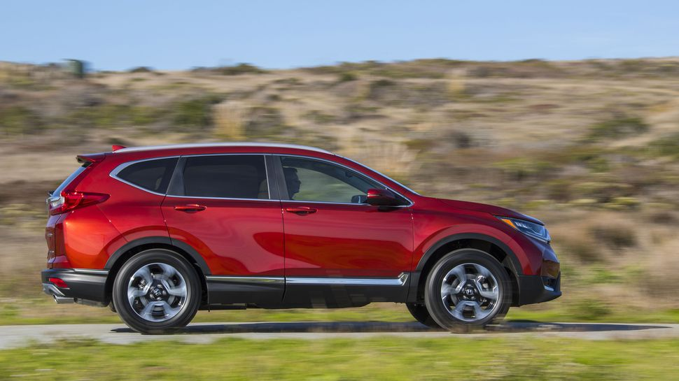 The Completely Redesigned 2017 Honda Cr V Could Easily Have Been A Case Of If It Ain T Broke Don Fix After All Outgoing Was Still Ing