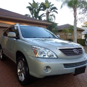 2006 Lexus RX 400h AWD LEATHER NAVIGATION BACK-UP
