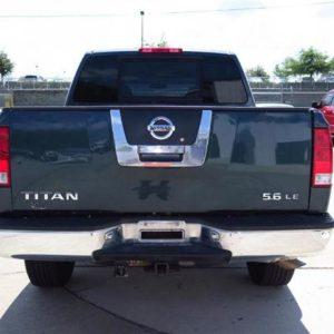2005 Nissan Titan XE King Cab 4000
