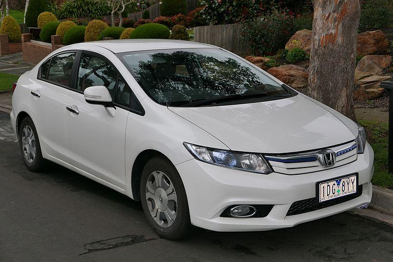 Image Result For Honda Civic Hybrida