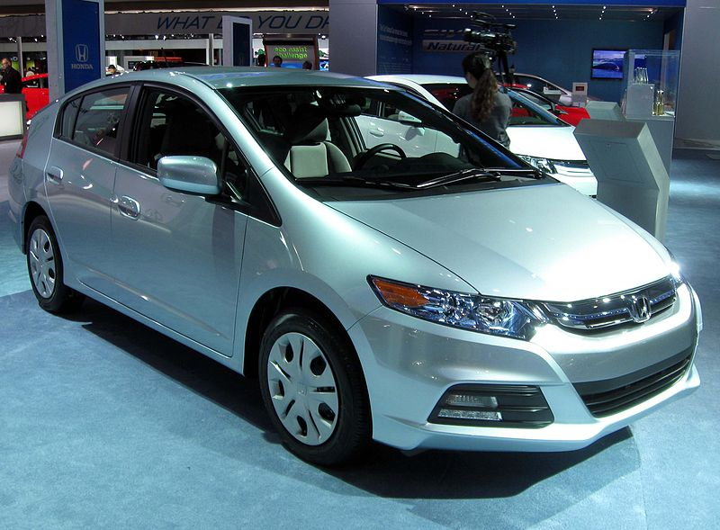 Honda Insight - An Overview - MyMoto Nigeria