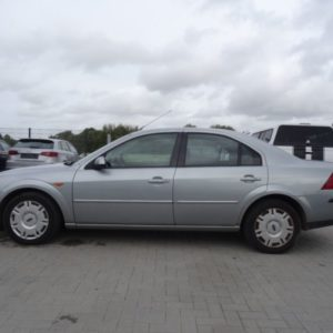 2003 Ford Mondeo Limited