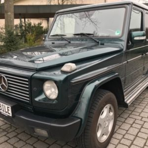 2004 Mercedes-Benz G-Model Station G 270 CDI