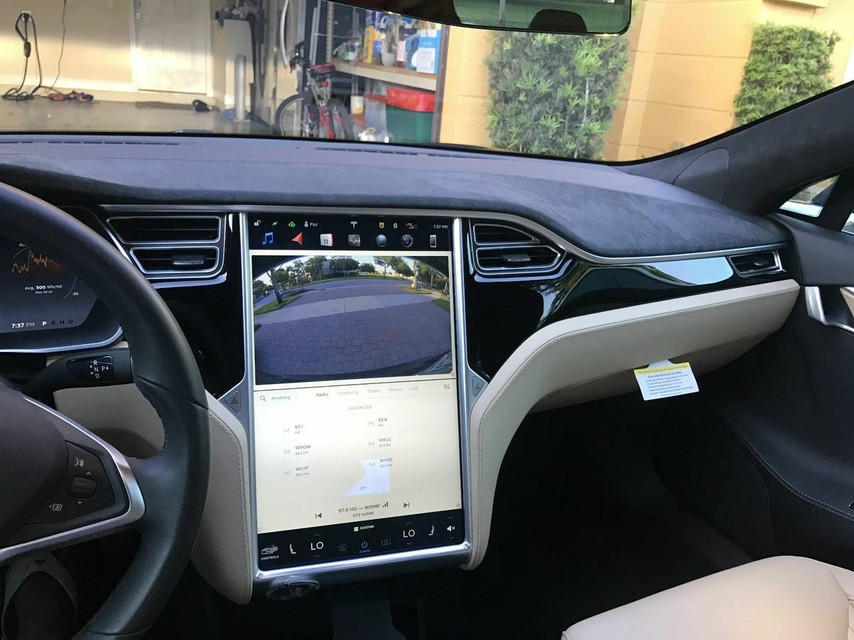 Tesla Model S 90d Just 9950miles Mymoto Nigeria