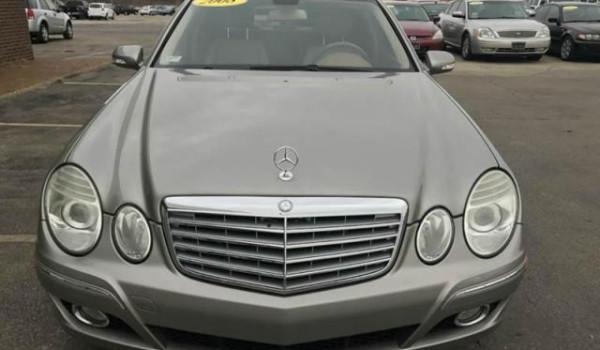 2008 Mercedes-Benz E320 Bluetec