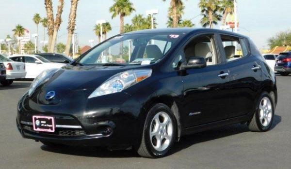 2013 Nissan Leaf SV